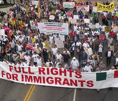 Immigrant Mobilization