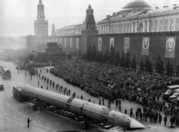 USSR Military Parade