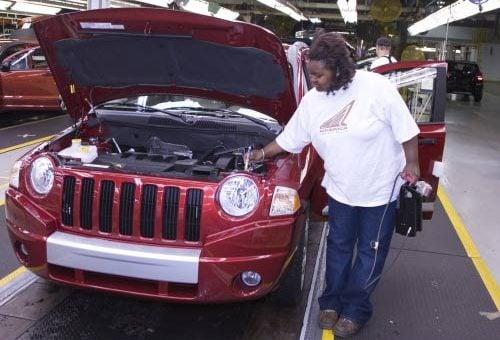 Chrysler Worker