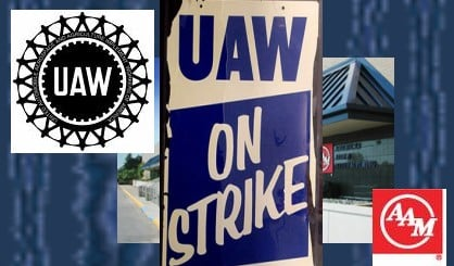AAM Strike