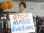 Millions of US families threatened with eviction