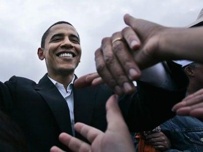 Blacks for Obama