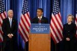 Obama Picks Cabinet