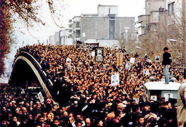 Thirty years since the Iranian Revolution