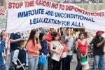 Immigrant Rights Rally