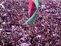 Uprising in Libya: Tremble, tyrants! Photo: EndTyranny01