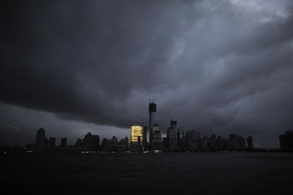 Goldman Sachs alive and well during Sandy