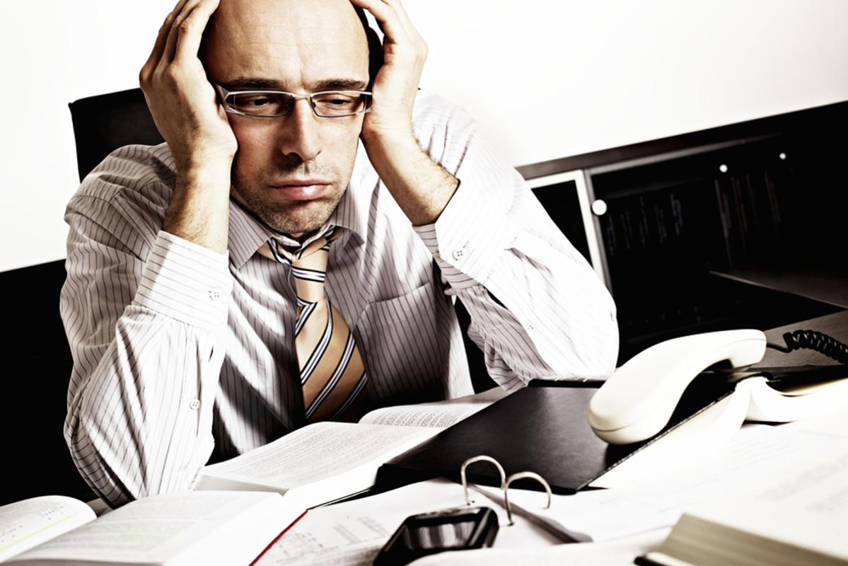 work stress 2
