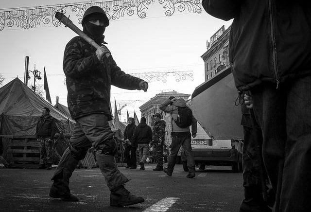 Ukraine Street Thugs