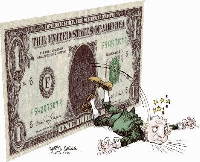 dollar comic