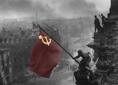 bandeira sovietica reichstag