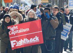 fight capitalism