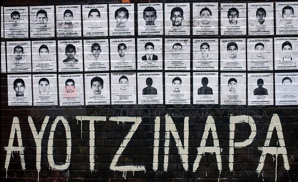 ayotzinapa mural