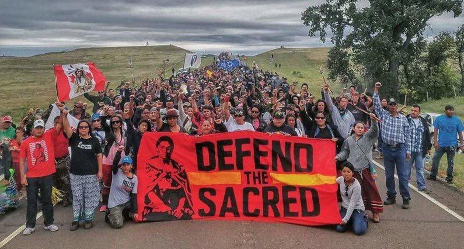 Standing Rock struggle against North Dakota pipeline