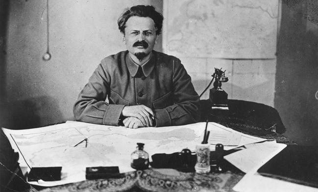 Cooper Union leon Trotsky