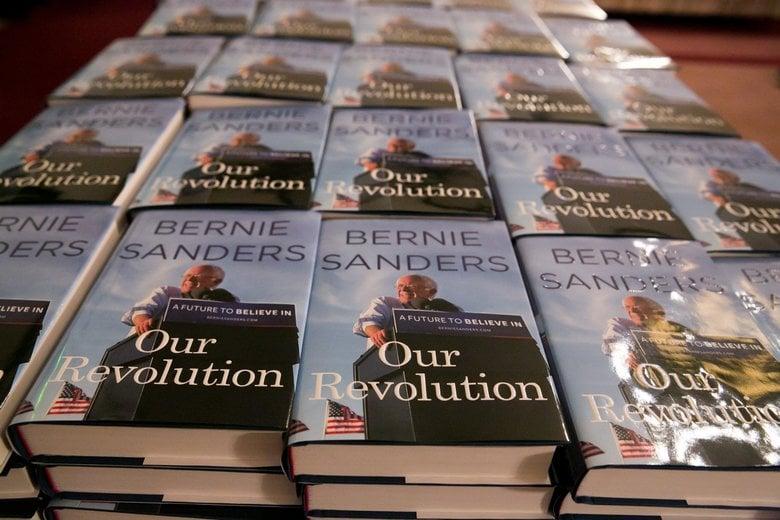 Sanders book