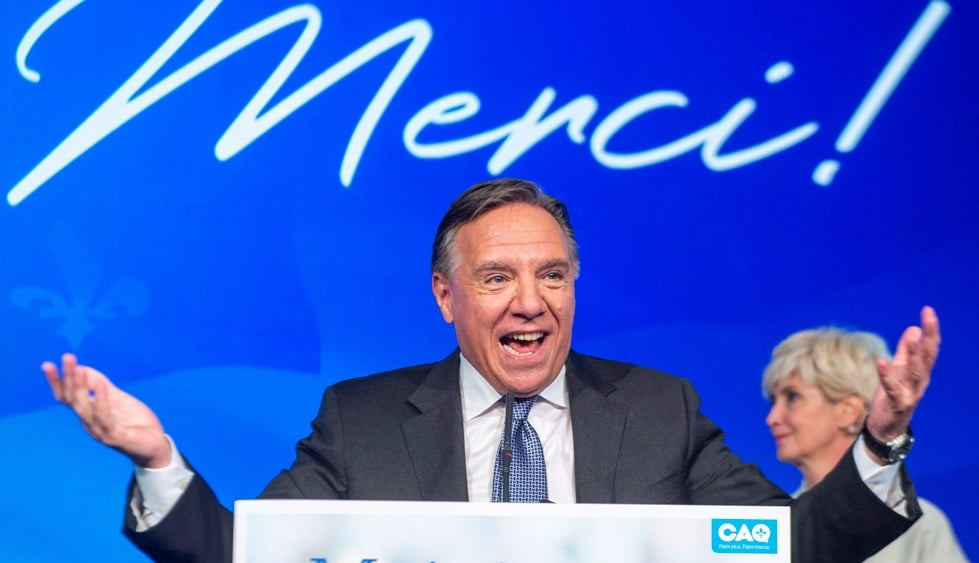 CAQ Victory in Quebec Elections 2018
