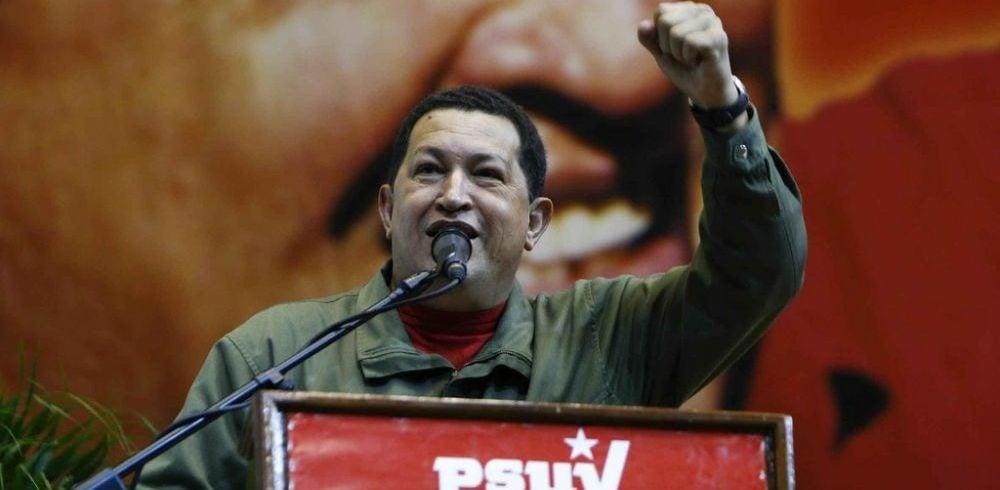 Chavez Venezuela Revolution PSUV