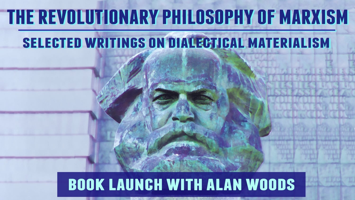 Revolutionary Philosophy of Marxism Book Launch Alan Woods