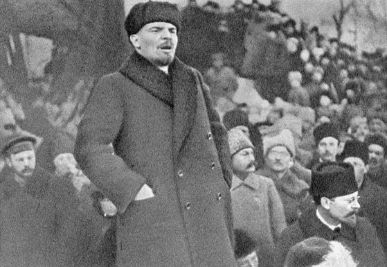 Vladimir Lenin 1919