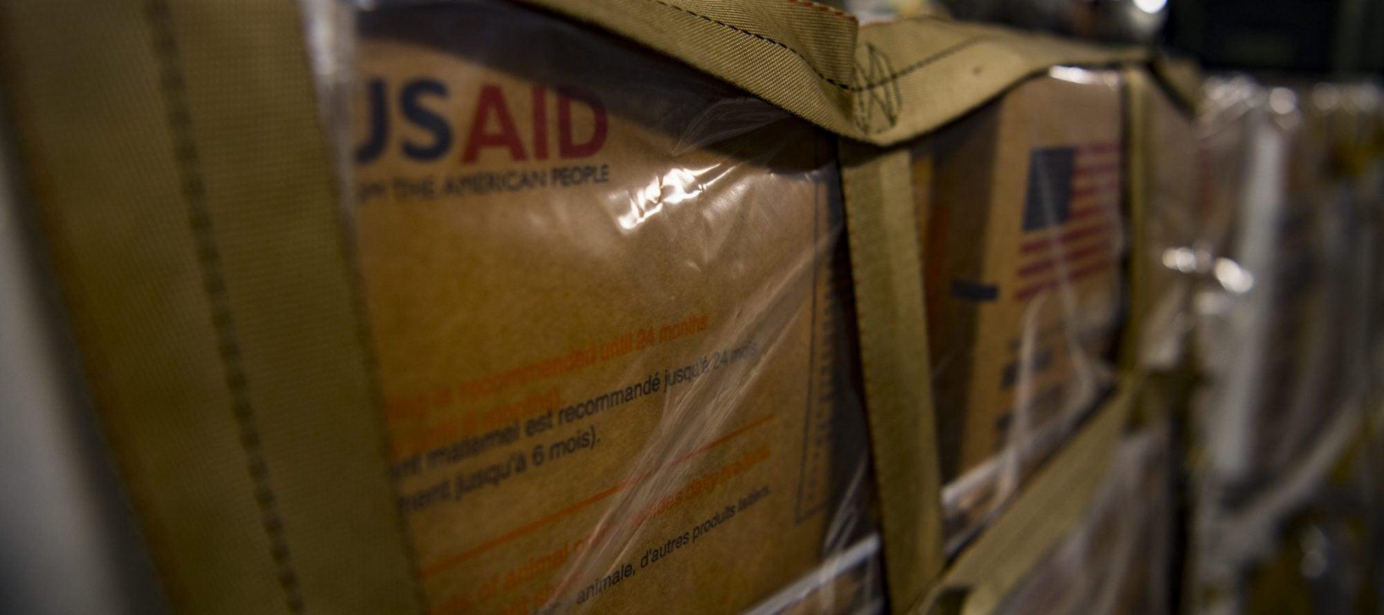 "US Imperialism Sends ""Humanitarian Aid"" Venezuela"