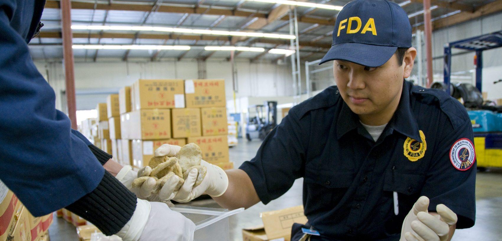 FDA Food Inspector