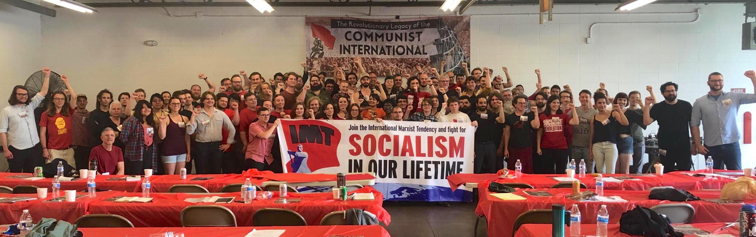Socialist Revolution 2019 National School Group