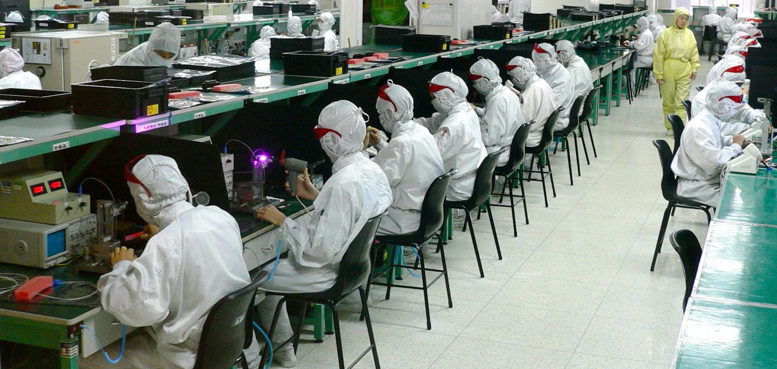 Electronics Factory in China