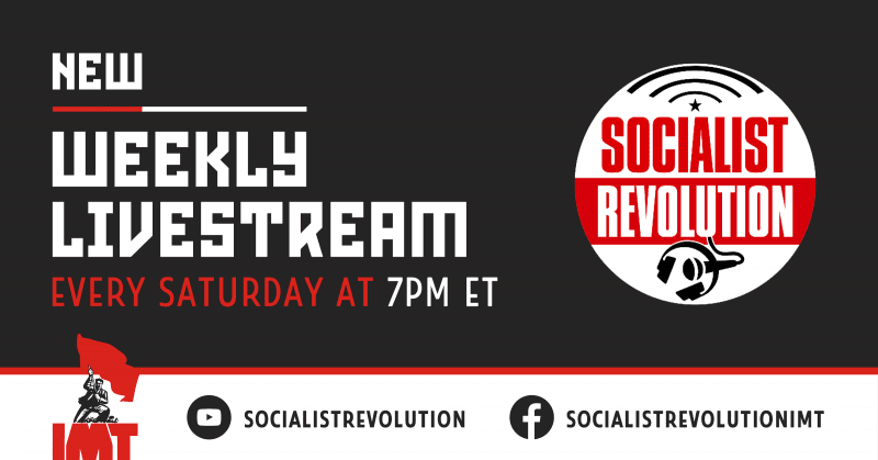 Weekly Livestream Socialist Revolution