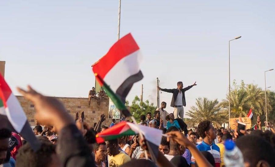 2019 Sudan Revolution Protests