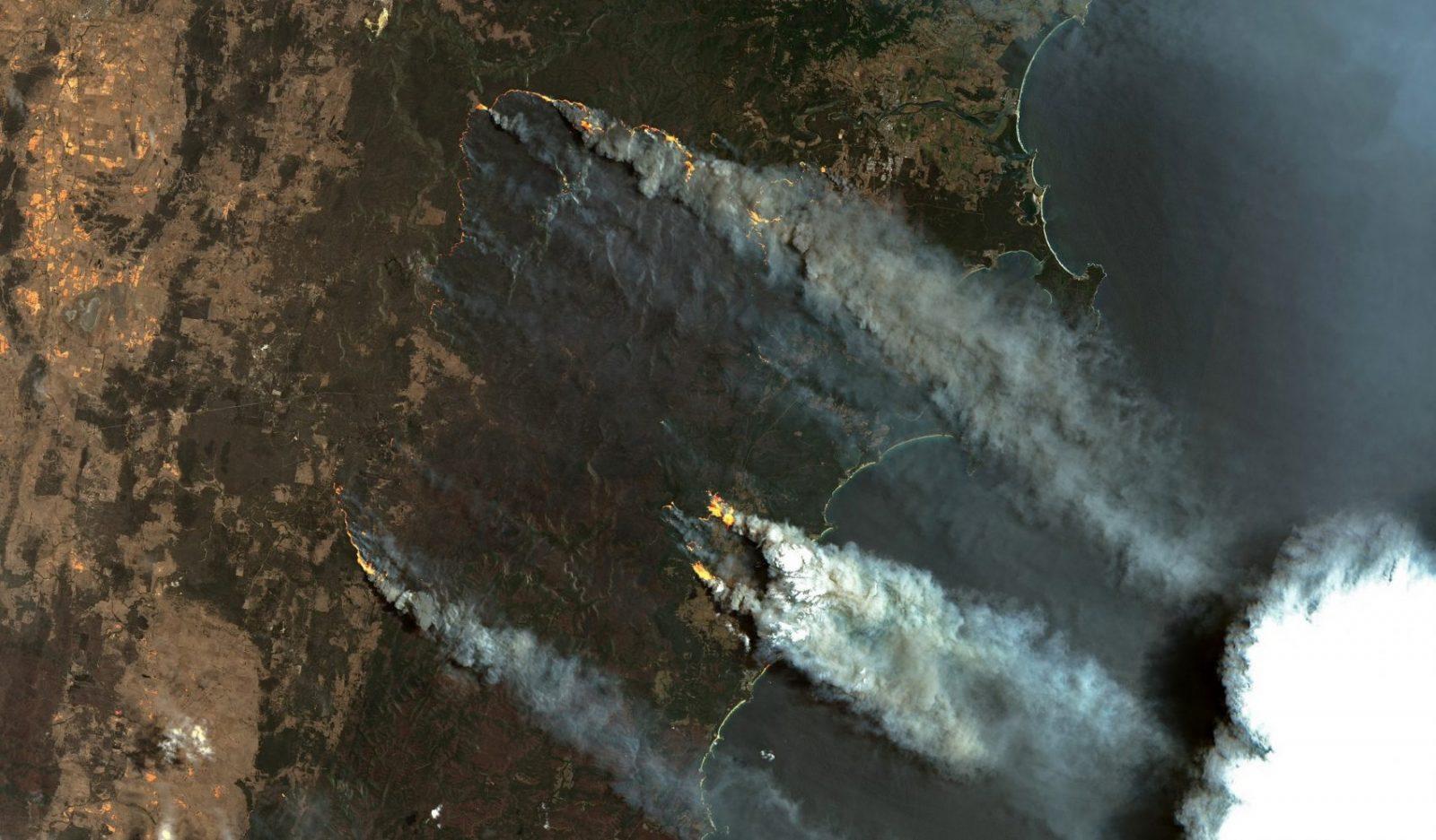Australia Wildfires 2020
