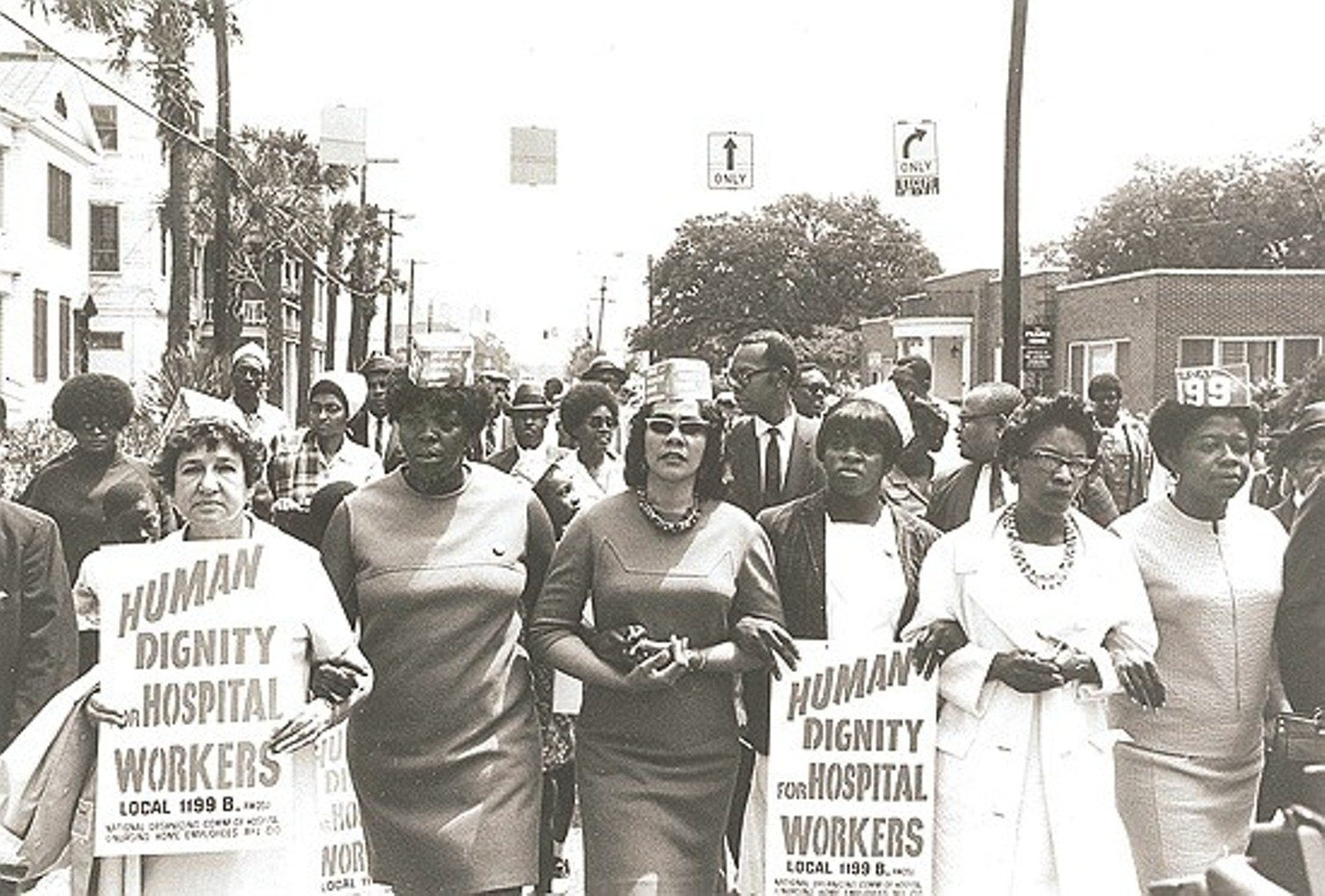 Nurses Aides Coretta Scott King